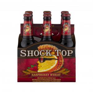Shock Top Raspberry Wheat Ale