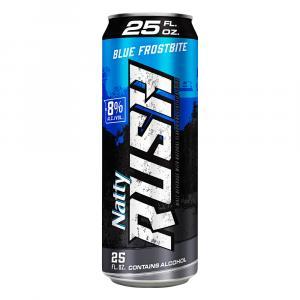 Natty Rush Blue Frostbite
