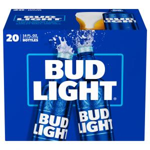Bud Light Aluminum