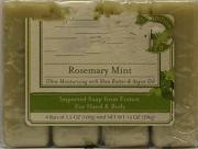 A La Maison Rosemary Mint Bar Soap