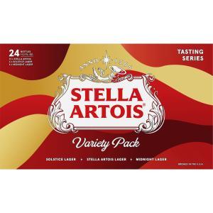 Stella Artois Variety Pack