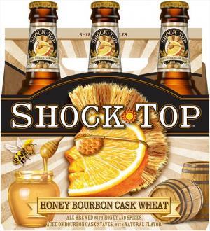 Shock Top Honey Bourbon Wheat