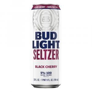 Bud Light Seltzer Black Cherry