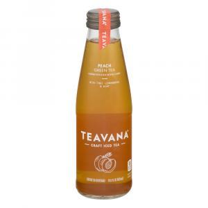 Teavana Peach Green Iced Tea