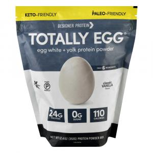 Totally Egg Classic Vanilla Replacement Powder