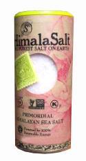 Himalasalt Himalayan Pink Sea Salt Refillable Grinder