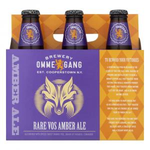 Ommegang Rare Vos Amber Ale