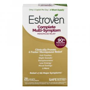 Estroven Complete Menopause Relief Caplets