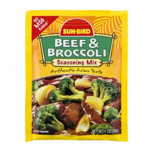 Sun-bird Beef Broccoli Sauce Mix