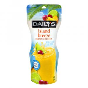 Daily's Frozen Island Breeze Pouch