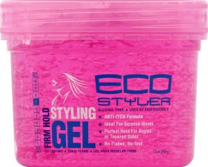 Eco Style Pink Styling Gel