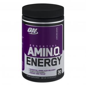 Optimum Nutrition Essential Amino Energy Concord Grape