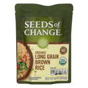 Seeds of Change Organic Long Grain Brown Rice
