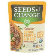 Seeds of Change Organic Quinoa, Brown & Red Rice