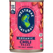 Westbrae Organic Low Sodium Chili Beans