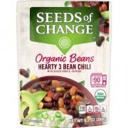 Seeds of Change Organic Beans Hearty 3 Bean Chili