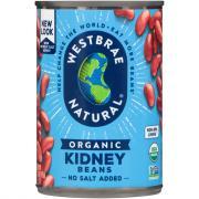 Westbrae Organic Low Sodium Kidney Beans