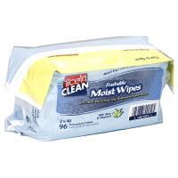 Nice N Clean Flushable Moist Bath Tissue