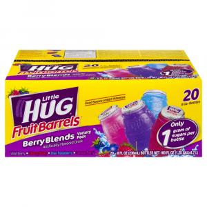 Little Hugs Berry Blend Fruit Barrels