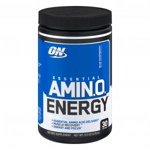 Optimum Nutrition Amino Energy Blue Raspberry Powder