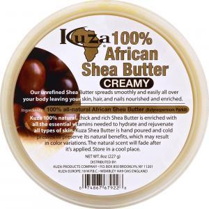 Kuza African Shea Butter Creamy