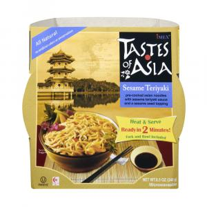 Tastes Of Asia Sesame Teriyaki Soup Bowl