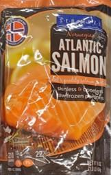 Sea Mazz Norwegian Atlantic Salmon