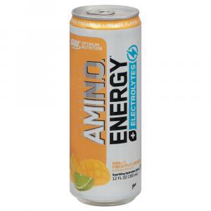 Amino Energy & Electolytes Mango Pineapple Limeade