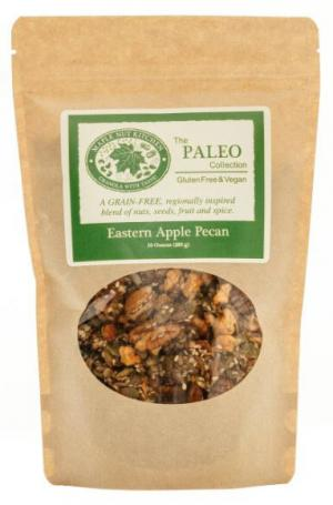 Maple Nut Kitchen Eastern Apple Pecan Harvest Granola