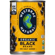 Westbrae Organic Low Sodium Black Beans