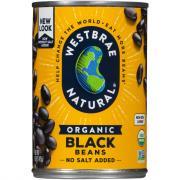 Westbrae Organic Low Sodium Black Beans