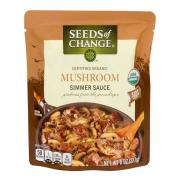 Seeds of Change Organic Mushroom Simmer Sauce
