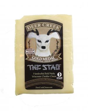 Deer Creek Cheese Stag Wheel