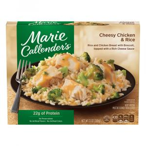 Marie Callender's Cheesy Chicken & Rice