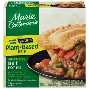 Marie Callender's Chicken Pot Pie Garden BE'F