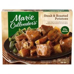 Marie Callender's Steak & Roasted Potatoes