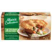 Marie Callender's 4-Pack Chicken Pies