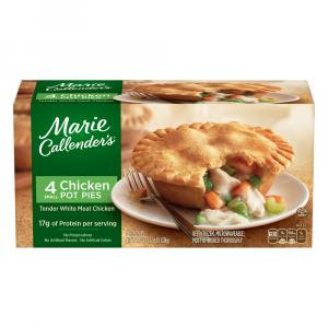 Marie Callender's 4-Pack Chicken Pies