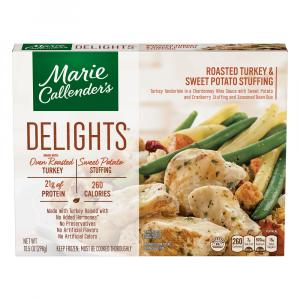 Marie Callender's Roasted Turkey And Sweet Potato Stuffing