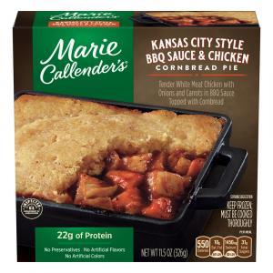 Marie Callender's Kansas City Style BBQ Sauce & Chicken
