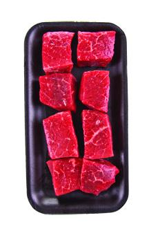 Nature's Place Case Ready Boneless Beef Kabobs