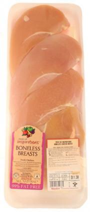 Taste of Inspirations Boneless Chicken Breast