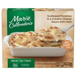 Marie Callender's Meal for Two Scalloped Potatoes With Ham