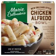 Marie Callender's New Orleans Style Chicken Alfredo Bowl