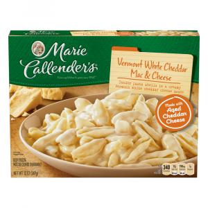 Marie Callender's Vermont White Cheddar Mac & Cheese