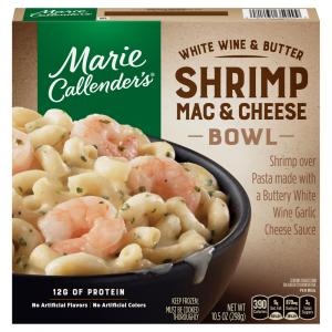 Marie Callender's Shrimp Mac & Cheese Bowl