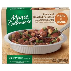 Marie Callender's Meal to Share Steak and Roasted Potatoes