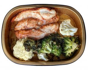 Seasoned Chicken Tenders & Broccoli Cauliflower Meal Kit