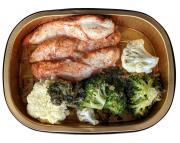 Seasoned Chicken Tenders & Broccoli Cauliflower Meal Kit