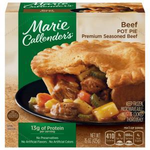 Marie Callender's Beef Pot Pie